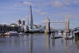 Shard London Premium Giclee Print by Charles Bowman