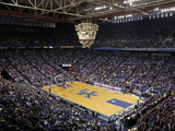 University of Kentucky - Rupp Arena: the Home of Wildcat Basketball Fotografisk tryk