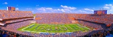 University of Florida - Gators Spelled in Ben Hill Griffin Stadium Photographic Print by Russell Grace