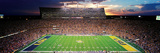 Louisiana State University - LSU vs Florida: 2007 Panorama Photographic Print