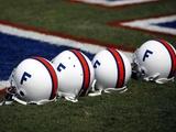 University of Florida - Florida Helmets in a Row Photographic Print