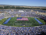 Air Force Academy - Game Day at Falcon Stadium Fotografisk tryk