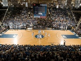 Duke University - The Tip: Duke Women vs UNC, 2009 Photographic Print