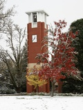 Oregon State University - The Bell Tower Photographic Print