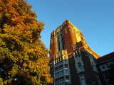 University of Tennessee - Ayers Hall Photographic Print