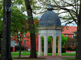 East Carolina University - The Cupola Photo by Will Preslar