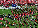 University of Georgia - South Carolina vs Georgia Photographic Print