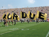 Purdue University - Purdue Flags Photographic Print
