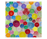 Buttons Premium Giclee Print by Ella Lancaster
