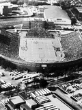 University of Minnesota - Memorial Stadium from 1950S Photo