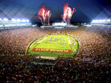 Florida State University - Florida State Football Photographic Print by Mike Olivella