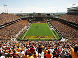 Arizona State University - Sun Devil Stadium on Game Day Photographic Print