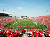 University of Louisville - Louisville Cardinal Stadium Fotografisk tryk