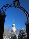 Wake Forest University - Snow at Wake Forest University Photo
