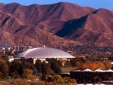 University of Utah - Huntsman Center Photographic Print