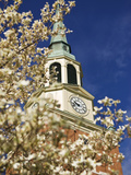 Wake Forest University - Wait Chapel in Spring Photographic Print