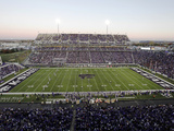 Kansas State University - Bill Snyder Family Stadium Fotografisk tryk