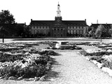 Oklahoma State University - Edmon Low Library in the 80's Photographic Print