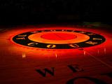 Marquette University - Center Court Glows Marquette Eagles Photo