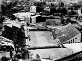 University of Tennessee - Neyland Stadium Aerial Fotografisk tryk