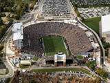 Purdue University - Ross-Ade Aerial Photographic Print