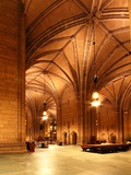 University of Pittsburgh - Architecture in the Cathedral of Learning Photographic Print by Will Babin