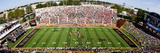 Wake Forest University - BB&amp;T Field Panorama Photographic Print by Brian Westerholt