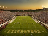 Vanderbilt University - Gameday at Vanderbilt Stadium Photographic Print