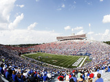 University of Memphis - Memorial Football Stadium at the 2009 Season Opener Photo by Joe Murphy