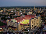 University of Nebraska - 300th Sellout at Memorial Stadium Photographic Print