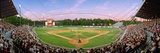 Florida State University - Seminole Baseball Field Panorama Fotografisk tryk