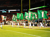 University of Miami - Miami Flags Photographic Print by Steven Murphy