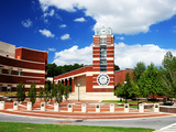 East Carolina University - Joyner Library Photographic Print by Rob Goldberg