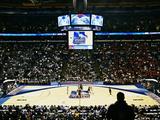 University of Connecticut - UConn vs Louisville: 2009 Championship Tip Photographic Print