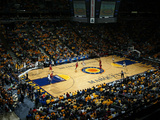 Marquette University - Al Mcguire Court Photographic Print