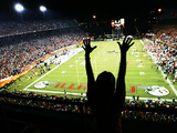 University of Miami - Orange Bowl Photographic Print