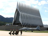 Air Force Academy - Cadet Chapel Photo by Arnie Spencer