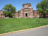 Oregon State University - Weatherford Hall Photographic Print
