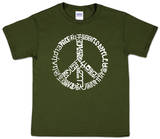 Youth: Peace T-Shirt T-shirts
