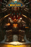 World of Warcraft-Garrosh Julisteet