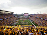 University of Minnesota - Golden Gopher Football at TCF Bank Stadium Fotografisk trykk