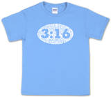 Youth: John 3:16 T-shirt
