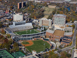 Vanderbilt University - Vanderbilt Stadium Photographic Print