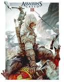Assassins Creed III Posters