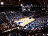 University of Connecticut - Men's Basketball at the XL Center Photographic Print