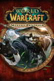 World of Warcraft- Mists of Pandaria-Cover Affiches