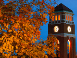 University of Mississippi (Ole Miss) - Peddle Bell Tower Photographic Print