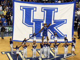 University of Kentucky - Kentucky Basketball Fotografisk tryk