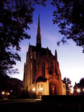 University of Pittsburgh - Heinz Chapel at University of Pittsburgh Photographic Print by Will Babin
