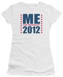 Juniors: Me for President T-Shirt